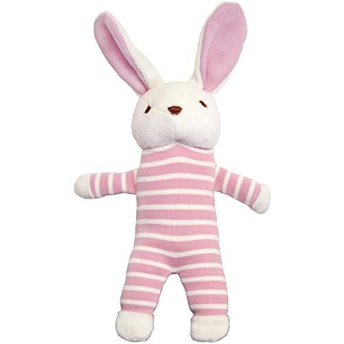 Dordor & Gorgor Organic Plush Toy, Dye Free Natural Hue, Elephant, Bunny...