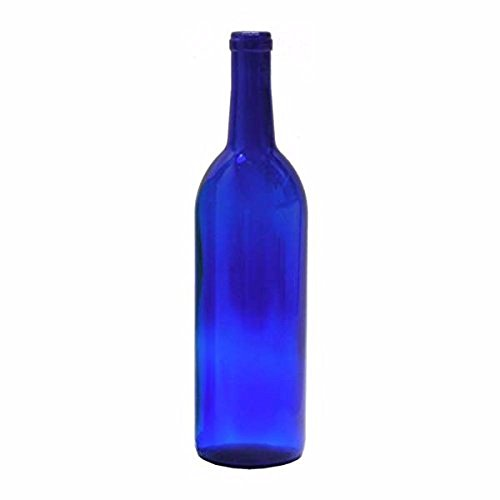 Midwest Homebrewing and Winemaking Supplies 750 ml Cobalt Glass...