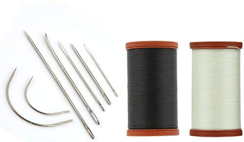 Sale! Upholstery Repair Kit! Coats & Clark Extra Strong Upholstery Thread 1...