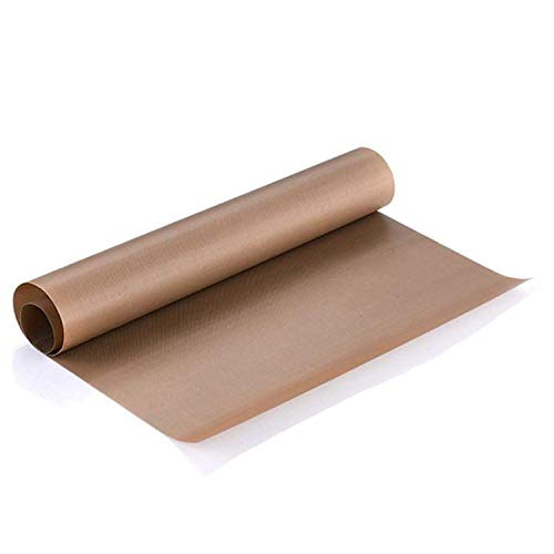 """VEVOR 15"""" x 15"""" PTFE Teflon Craft Sheet 5 Mils thick MADE IN USA Shipped in..."""