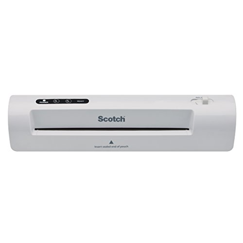 Scotch Thermal Laminator, 2 Roller System for a Professional Finish,...