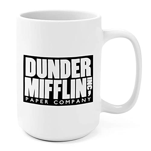 The Office TV Show Coffee Mug - Microwave and Dishwasher Safe Ceramic Funny...