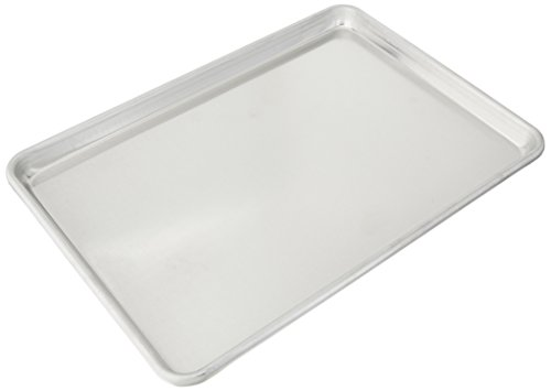 Vollrath Wear-Ever Half-Size Sheet Pan, 18-Inch x 13-Inch, Open-Bead,...
