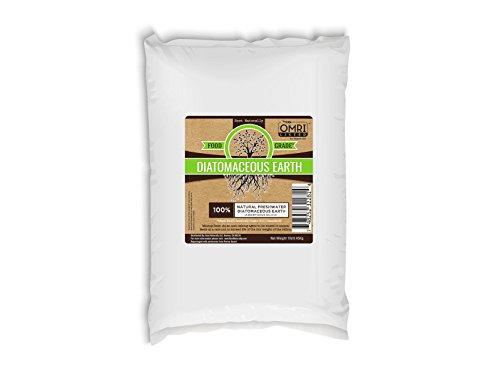 Diatomaceous Earth Food Grade OMRI Listed - 1 Lb