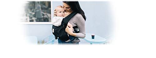 Ergobaby Ergonomic Multi-Position Original Baby Carrier (7-45 Pounds),...