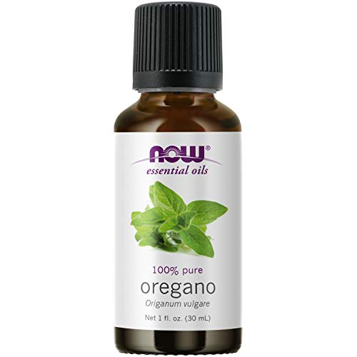 NOW Essential Oils, Oregano Oil, Comforting Aromatherapy Scent, Steam...
