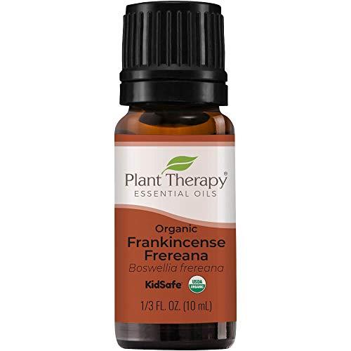 Plant Therapy Organic Frankincense Frereana Essential Oil 100% Pure, USDA...