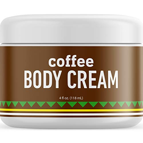 Moisturizing Coffee Body Lotion For Cellulite - Concealing Cellulite Cream...