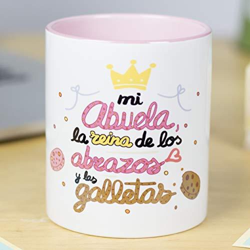 La Mente es Maravillosa - Taza para café o desayuno con mensaje divertido...