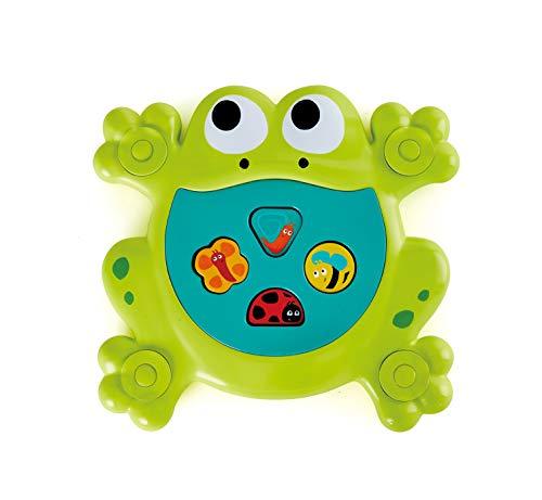 Hape E0209 Feed Me Bath Frog Toy, Multicolor