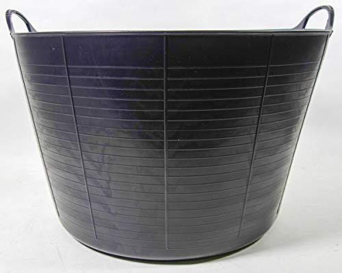 Tubtrugs SP75GBK Flexible Black Gorilla Extra Large 75 Liter/19.8 Gallon...