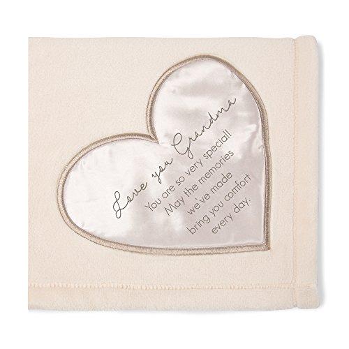 Pavilion Gift Company 19503 Comfort Love You Grandma Thick Warm 320 GSM...
