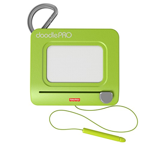Fisher-Price DoodlePro, Clip-on (Green)