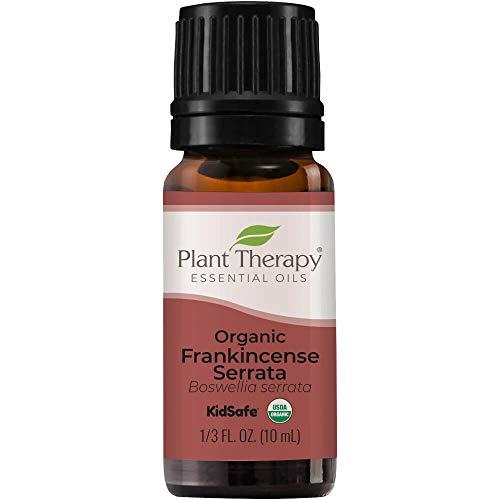 Plant Therapy Organic Frankincense Serrata Essential Oil 100% Pure, USDA...