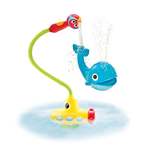 Yookidoo Baby Bathtime Toy - Submarine Spray Whale - Battery Operated...