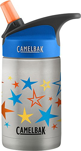 CamelBak Eddy Kids Vacuum Insulated Stainless Steel Bottle 12 oz, Retro...