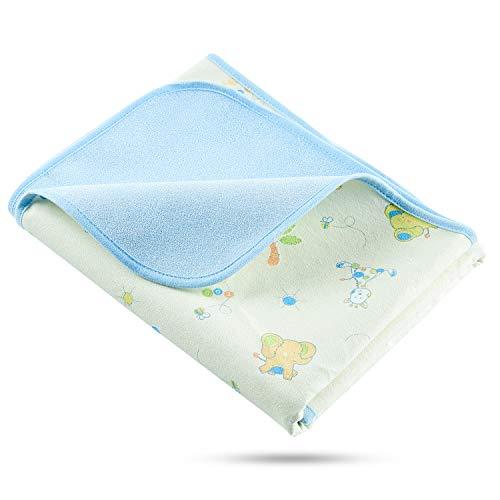 Elf Star Cotton Bamboo Fiber Breathable Waterproof Underpads Mattress Pad...