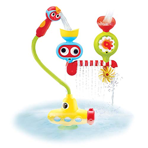 Yookidoo Bath Toy - Submarine Spray Station - Battery Operated Water Pump...