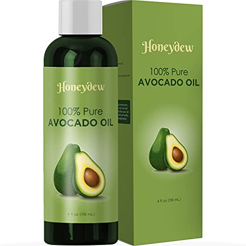Avocado Oil for Hair Skin and Nails - Cold Pressed Avocado Oil 100% Pure...