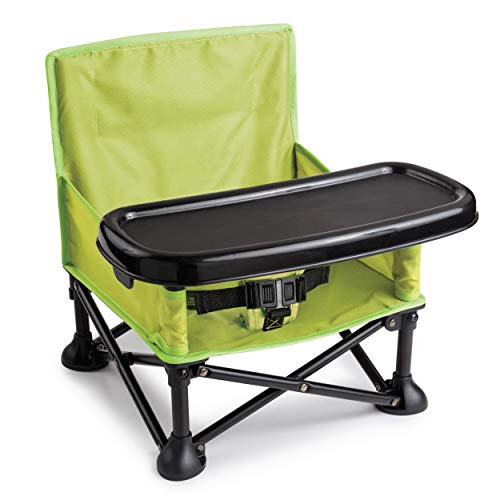 Summer Pop 'n Sit Booster Seat, Green – Booster Chair for...