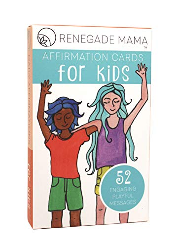 Renegade Mama Kid's Affirmation Cards- Daily Positive Affirmations for Kids...