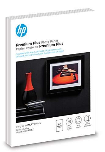 HP Brochure Paper | Matte Professional | 8.5x11 | 50 sheets (4WN01A)