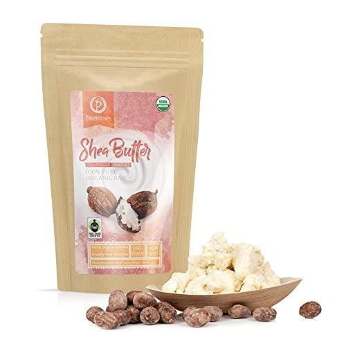 USDA Organic,Unrefined Shea Butter, African, Raw, 100% Pure,Grade A &...