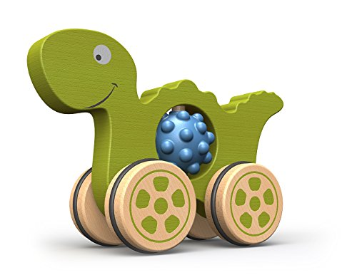 BeginAgain Nubble Rumbler Dino - Promote Imagination and Active Play -...
