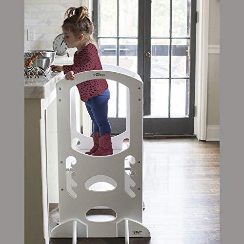 Little Partners' Kids Learning Tower – Child Kitchen Helper Adjustable...