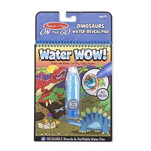 Melissa & Doug Water Wow! Dinosaurs