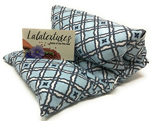 Lavender Large Microwave Heating Pad With Washable Cover by Flax Sak. Great...