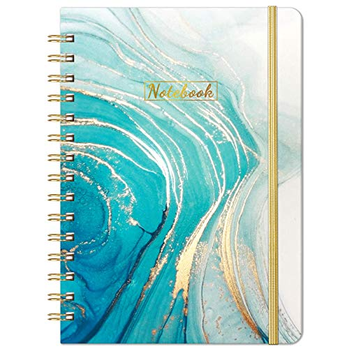 """Ruled Notebook/Journal - Lined Journal with Premium Thick Paper, 8.4"""" X..."""