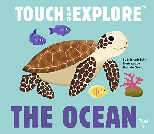 The Ocean (Touch and Explore) (Touch and Explore (1))