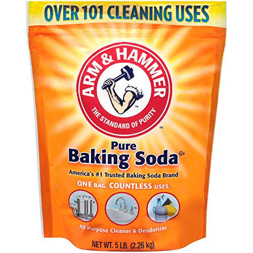 Arm & Hammer Pure Baking Soda, 5 lb