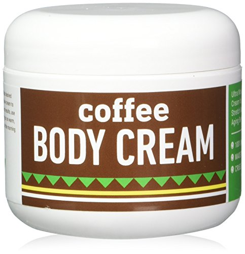 Coffee Body Lotion For Cellulite Slimming Firming Skin Tightening...