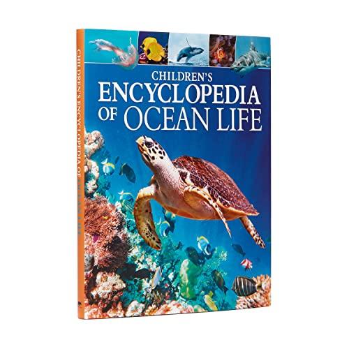 Children's Encyclopedia of Ocean Life (Arcturus Children's Reference...