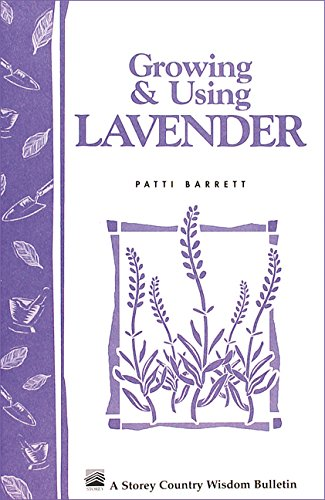 Growing & Using Lavender: Storey's Country Wisdom Bulletin A-155 (Storey...