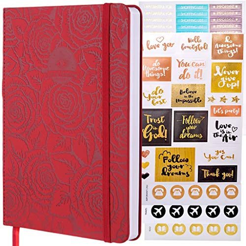 Law of Attraction Daily Planner - Deluxe Day Calendar and Gratitude Journal...