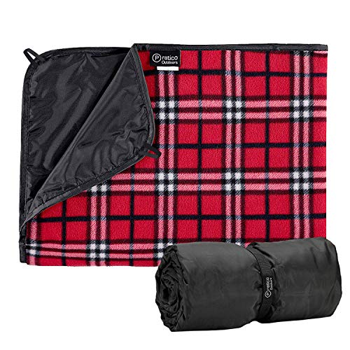 Premium Extra Large Picnic & Outdoor Blanket with Improved Backing,...