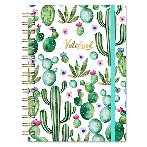 """Ruled Notebook/Journal - Lined Journal, 6.3"""" X 8.35"""", Hardcover, Back..."""