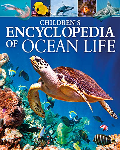 Children's Encyclopedia of Ocean Life (Arcturus Children's Reference...