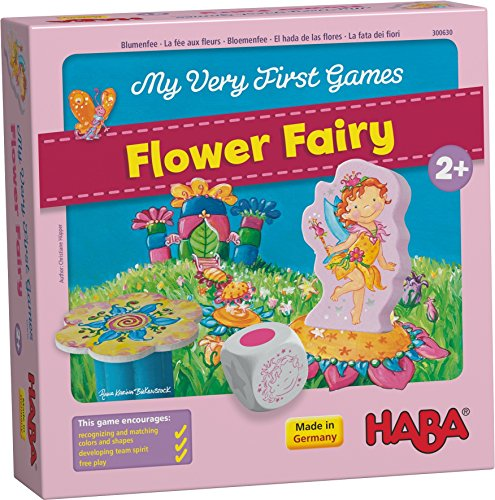 HABA 300630 My Very First Flower Fairy Game