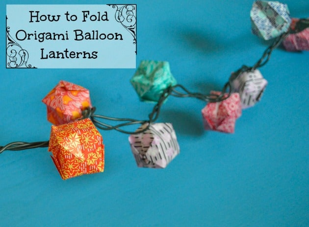 How To Make A Japanese Lantern Great Interesting Supplies For