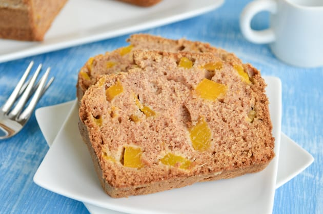 Chinky's Mango Bread Recipe — Dishmaps