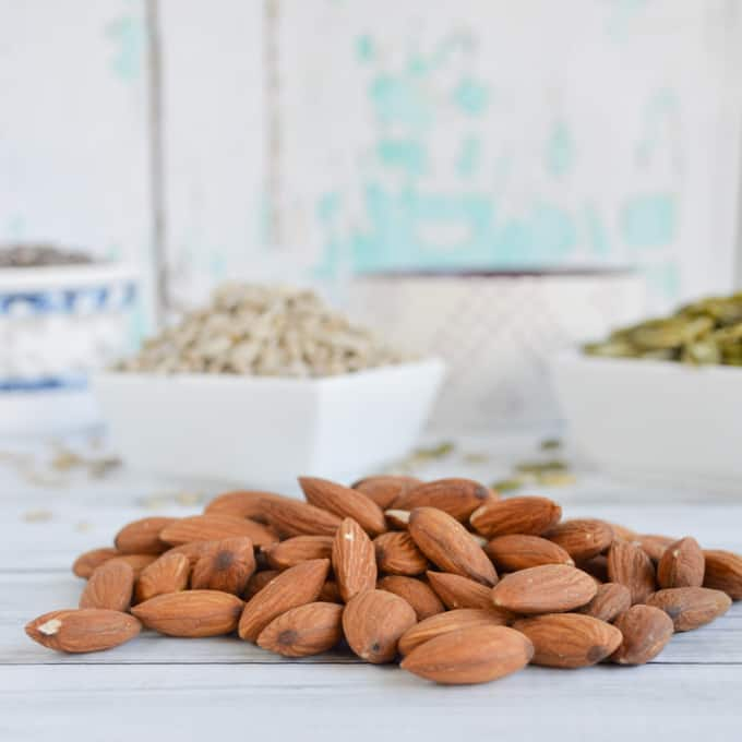 grain free granola ingredients