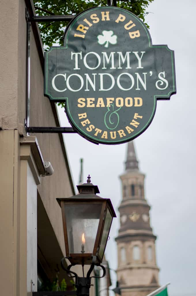 tommy condon's and st phillip's
