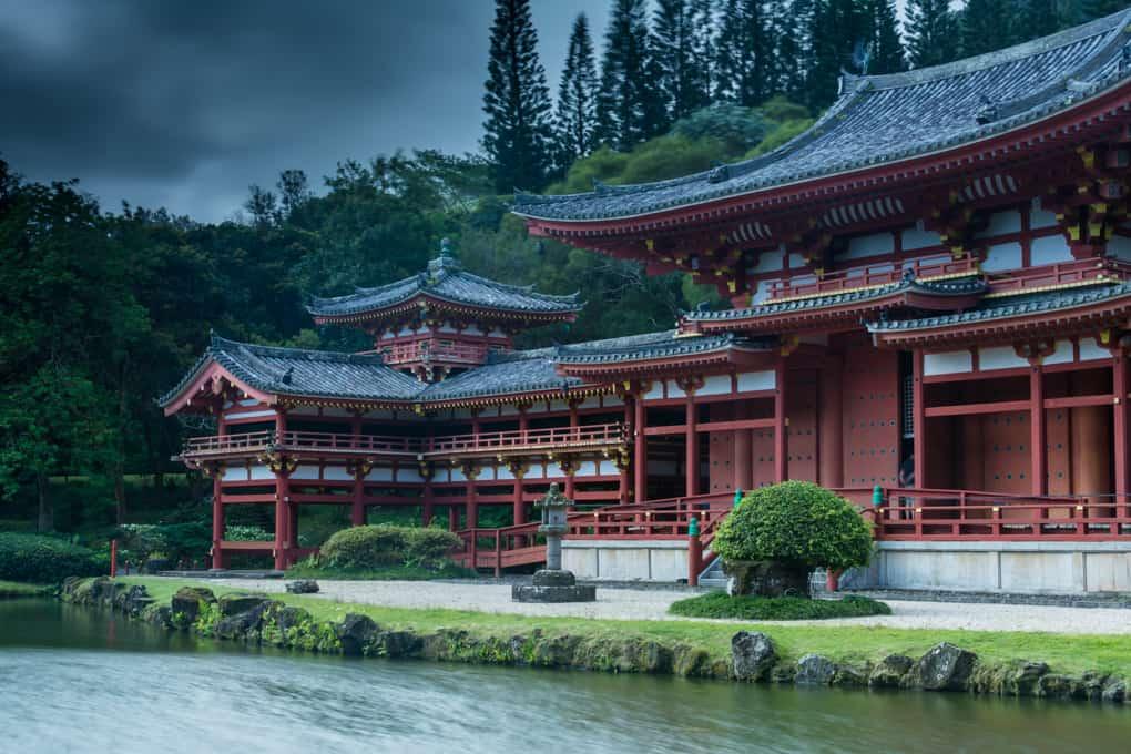 Byodo-In Temple Hawaii