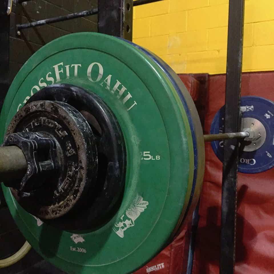 225 back squat PR