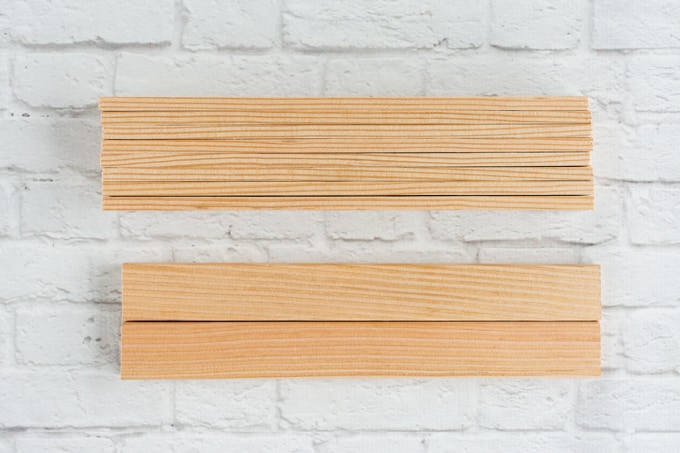 boards for making your own pallet art