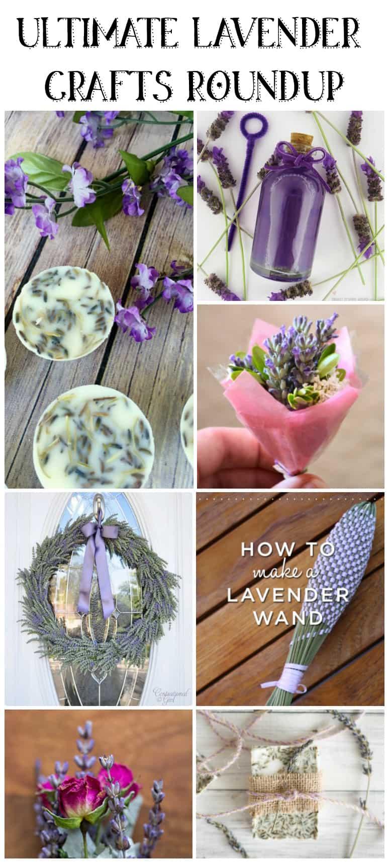 ultimate lavender crafts roundup